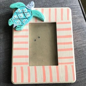 Other - Sea turtle beach photo frame fits standard 6x4